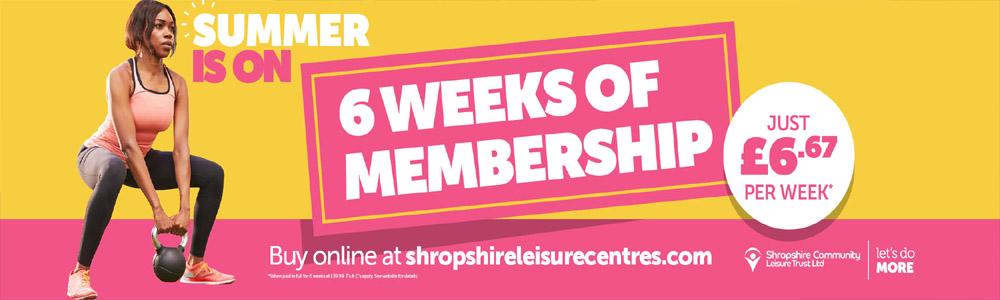 Shropshire Leisure Fitness