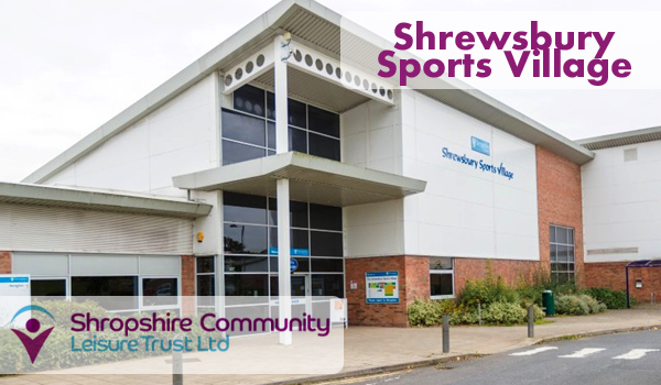 Shrewsbury Sports Village and Indoor Bowls Centre