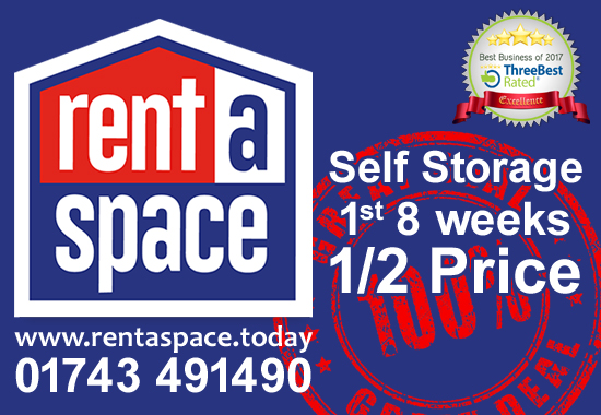 Rentaspace Shrewsbury