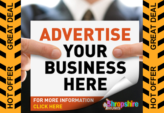Shropshire Mums - Advertise Here