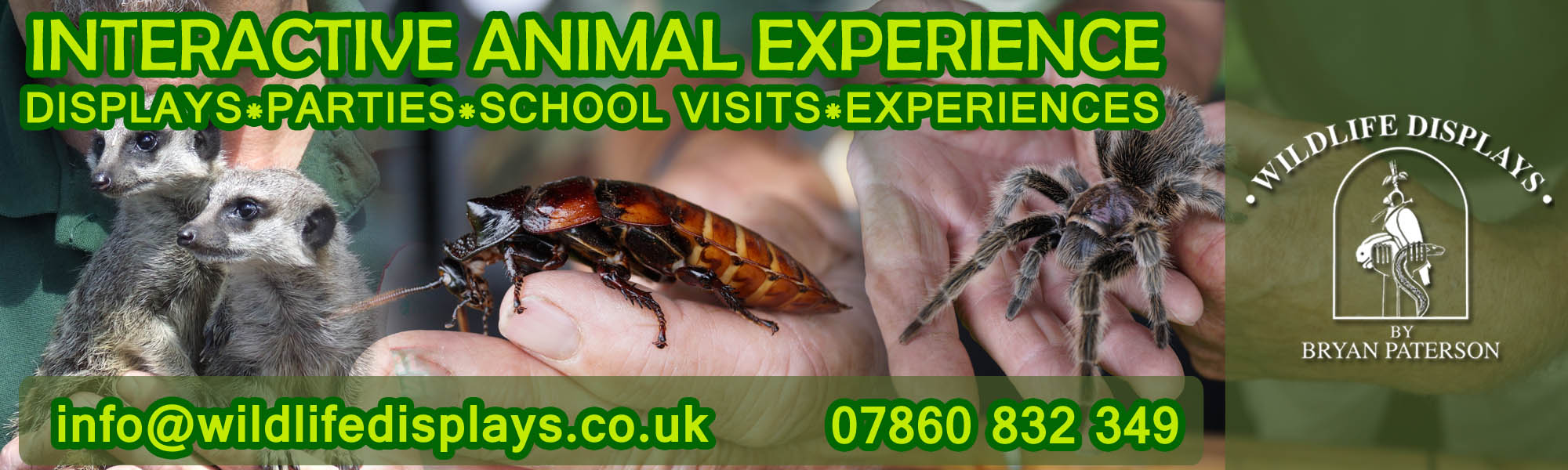 Shropshire Wildlife  Display