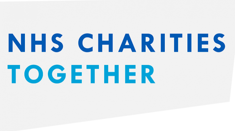 NHS Charities Together Charity Hero Single
