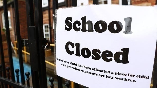 Parents demand a choice on whether to send children back to school