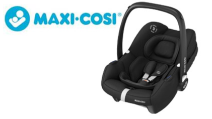 Meet the new addition to the Maxi-Cosi family, Tinca!