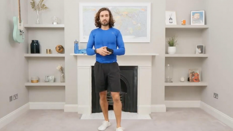 Joe Wicks PE returns 3 days a week