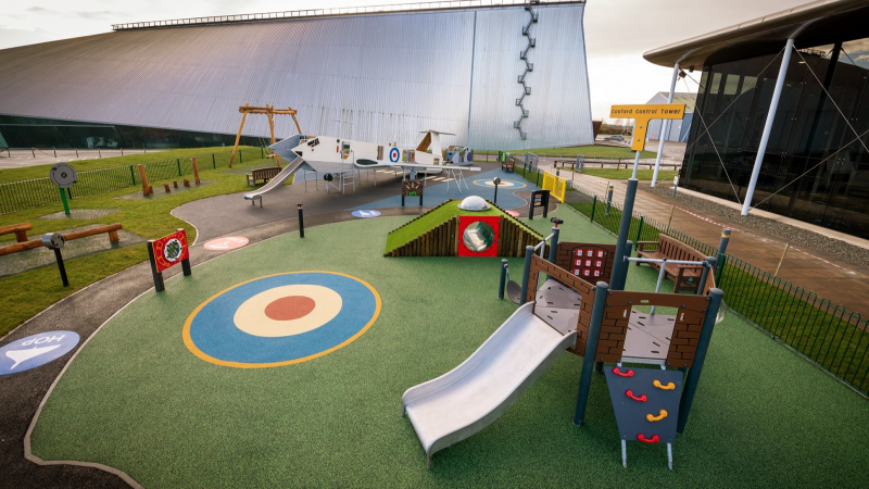 Cosfords New Interactive Playground Opens May 2021