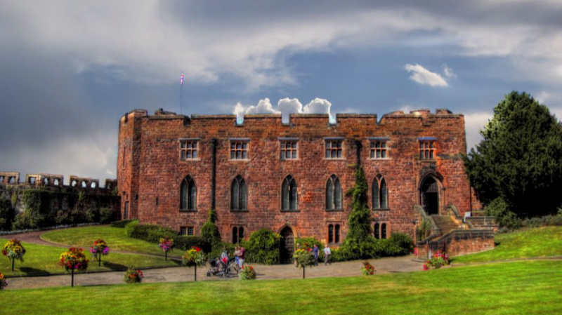 Open Air Theatre Returns to Shrewsbury Castle