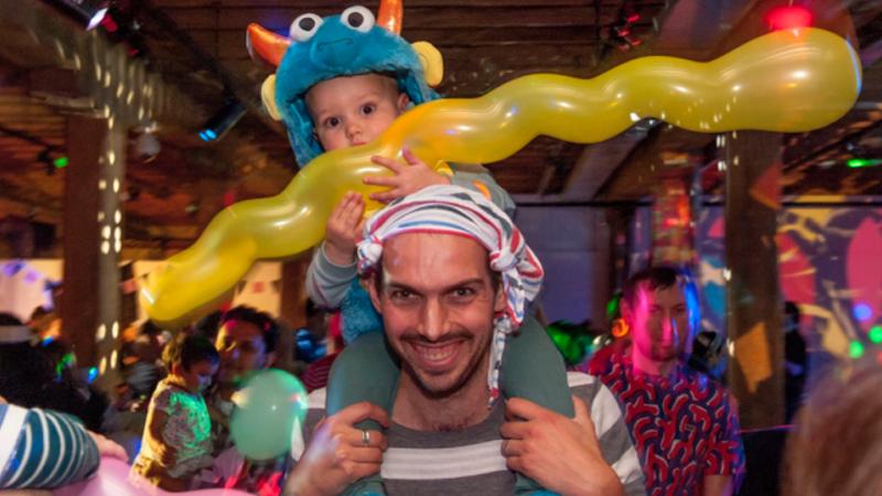 Award-winning family rave returns to Shrewsbury